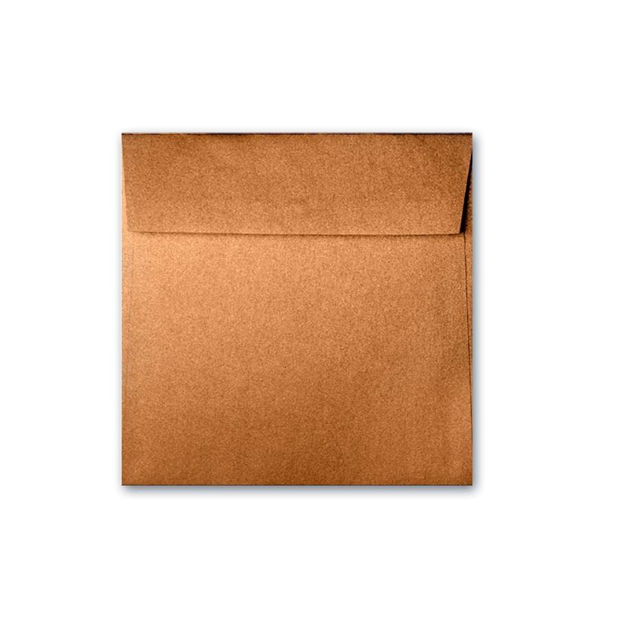 Gruppo Cordenons Stardream Copper 7.5 Square Envelope