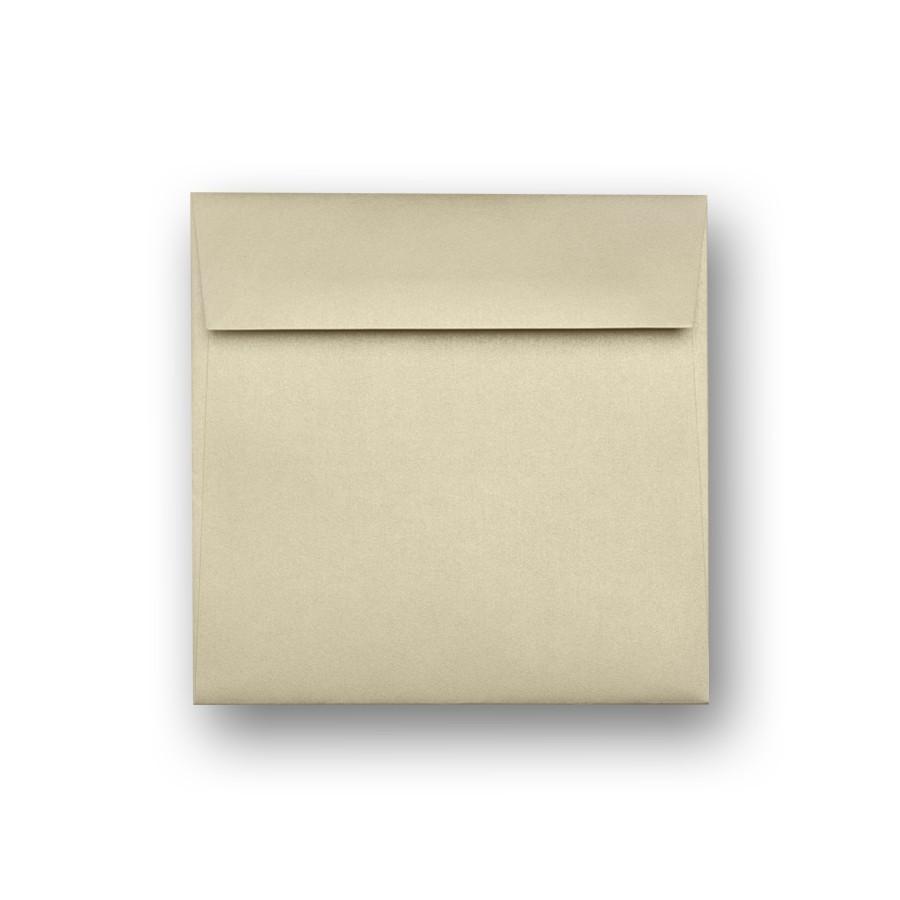 Neenah Esse Pearlized Cocoa 7.5 Square Envelope
