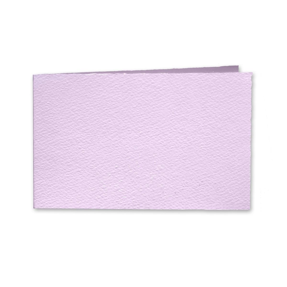 "Arturo Lavender Album Foldovers (600AC) 97# Cover (4.53"" x 13.39"" open size) Pack of 50"