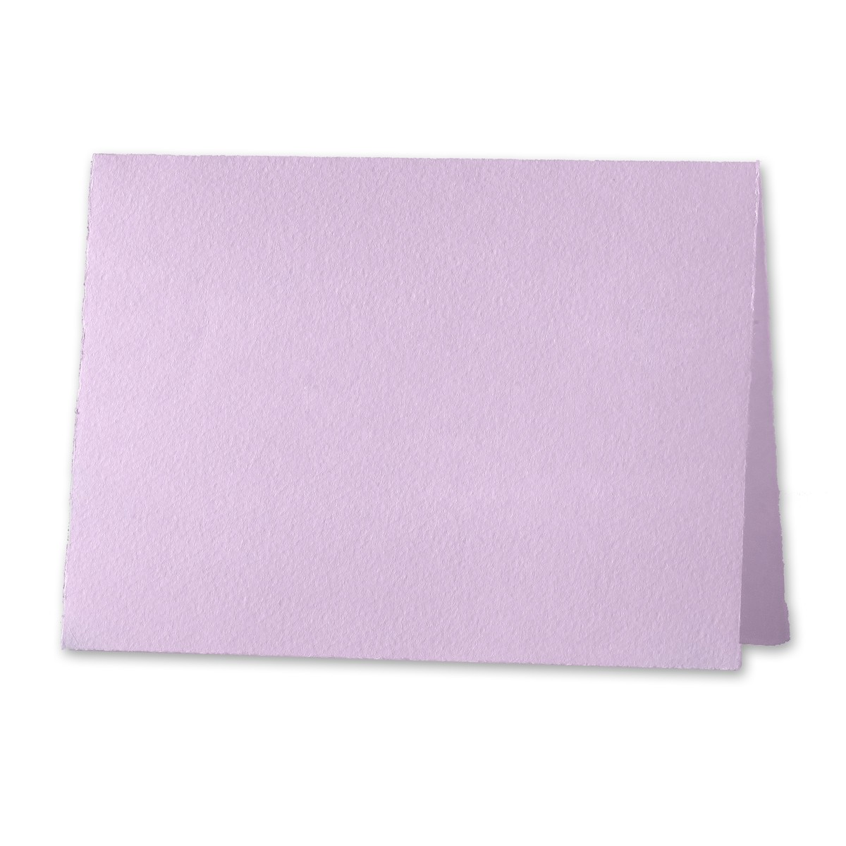 "Arturo Lavender Grande Invitation Foldovers (700LC) 97# Cover (7.88"" x 11.75"" open size) Bulk Pack of 100"