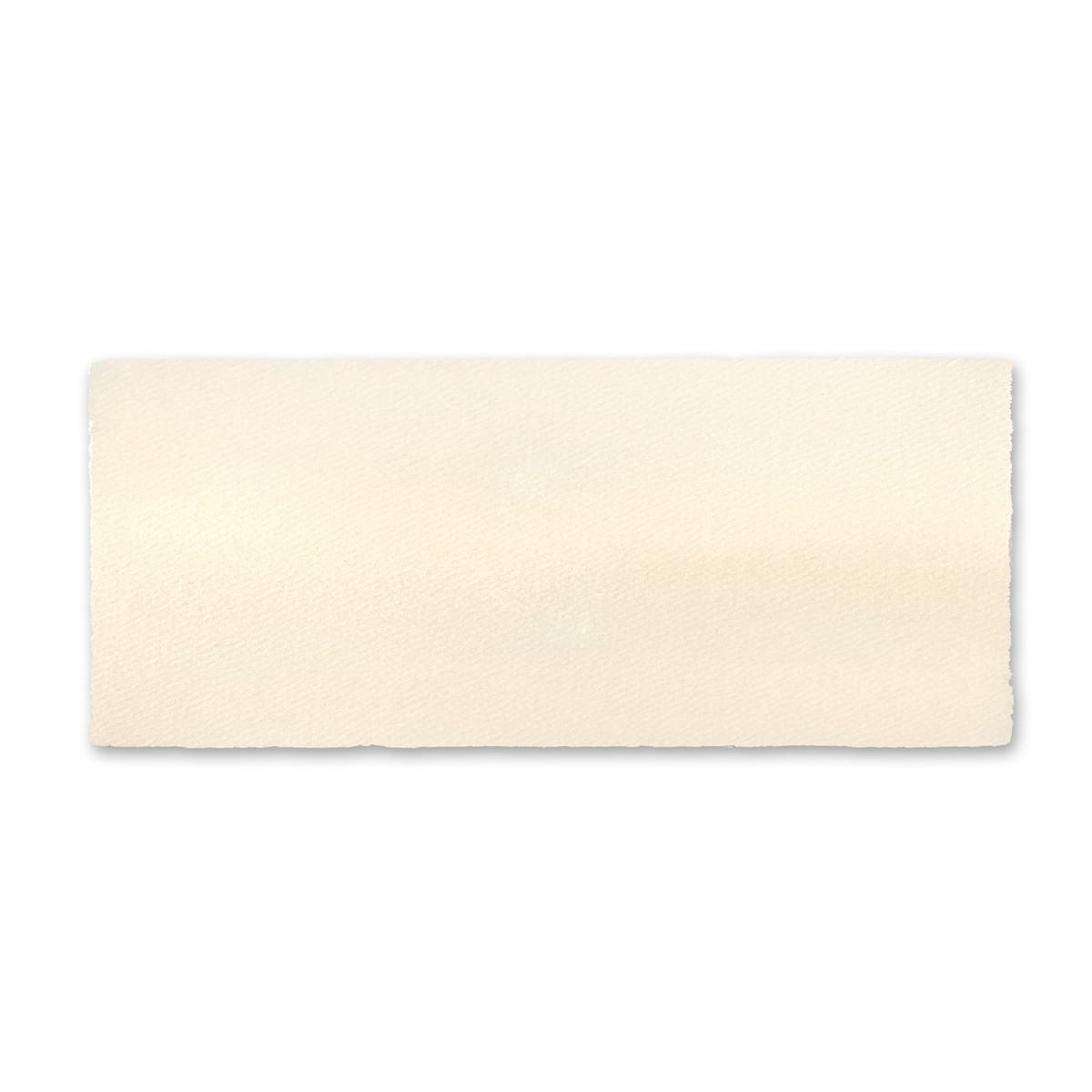 """Arturo Soft White Tea Length Cards (650TC) 97# Cover (4 1/8"""" x 9 1/8"""") Pack of 50"""