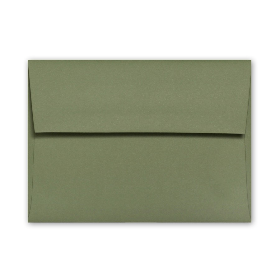 colorplan mid green a7 91 text envelopes bulk pack of 250