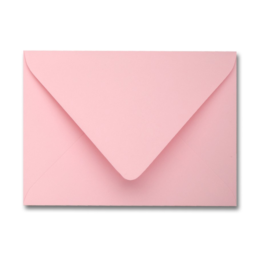 James Cropper Colorplan Candy Pink A9 Euro Flap Envelope