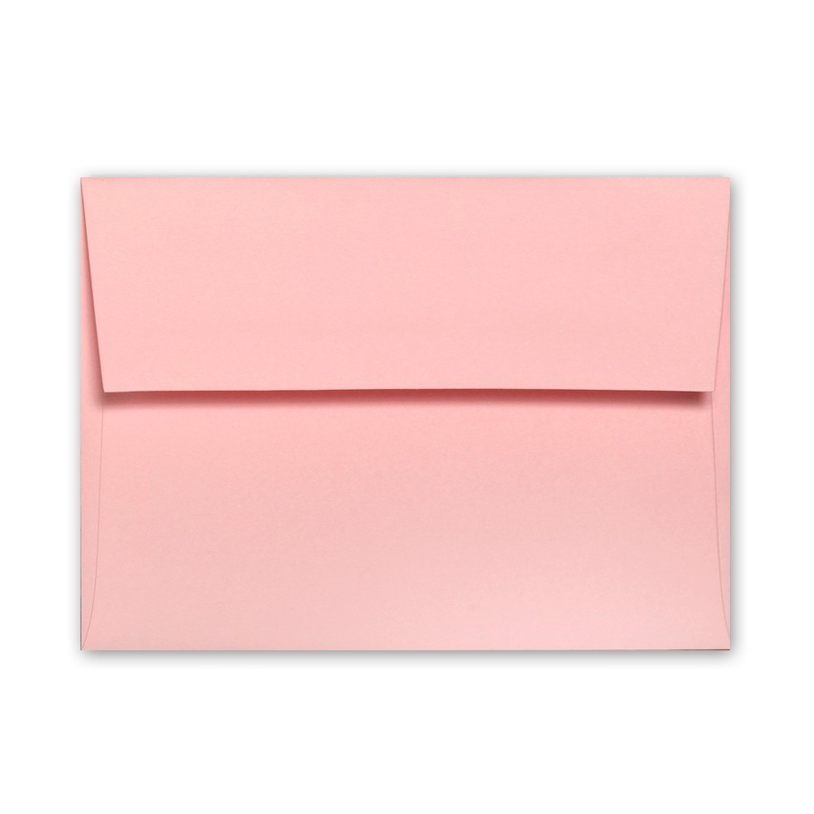 Colorplan Candy Pink A2 91# Text Envelopes Pack of 50 (Envelopes)