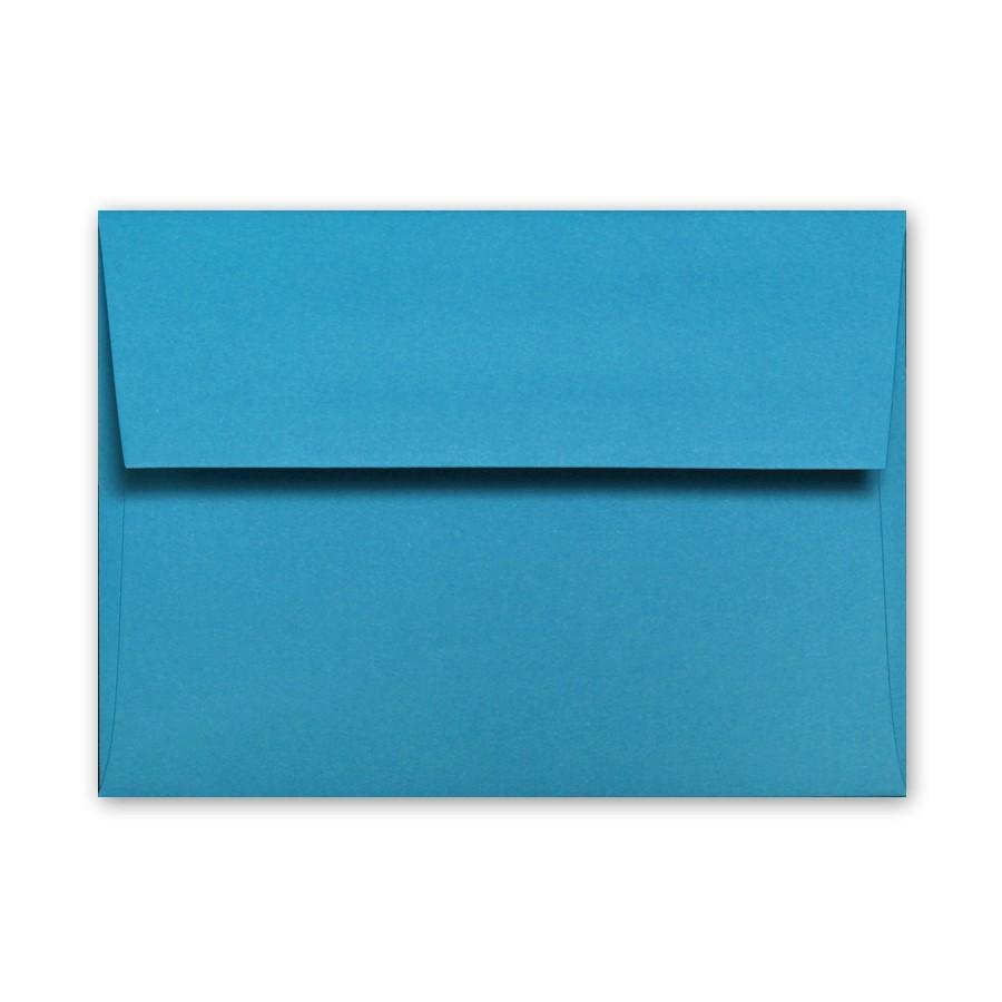 Colorplan Tabriz Blue A7 91# Text Envelopes Bulk Pack of 250