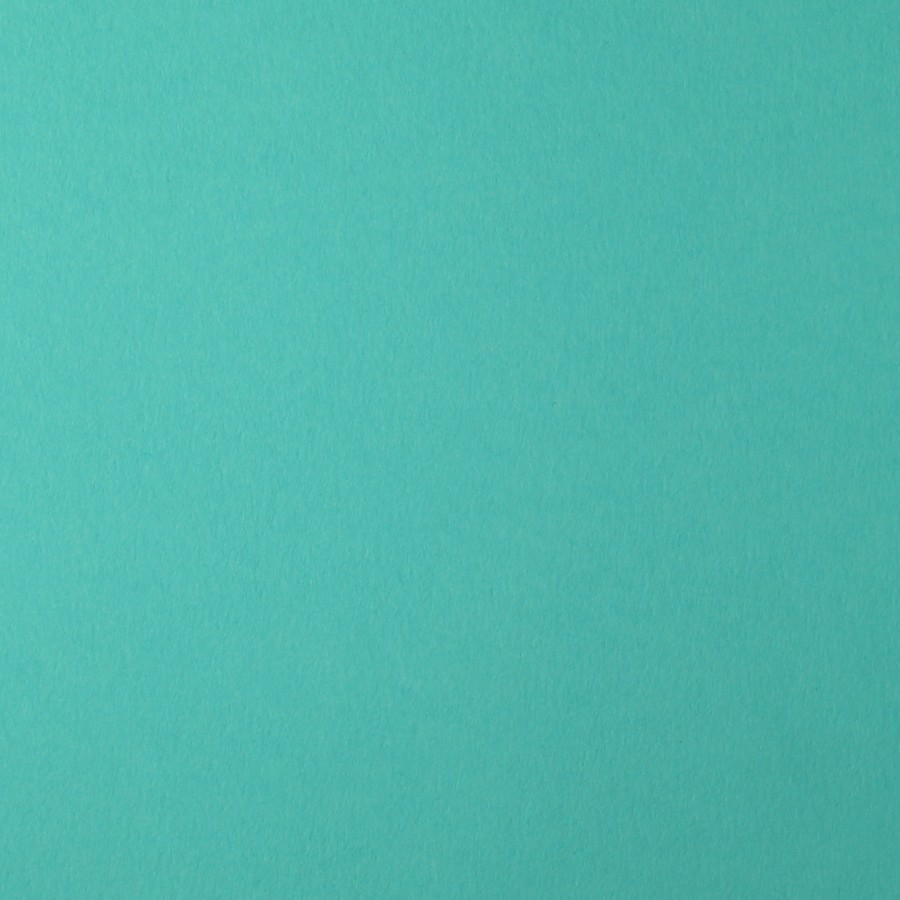 James Cropper Colorplan Turquoise 8.5 x 11 100# Cover Sheets
