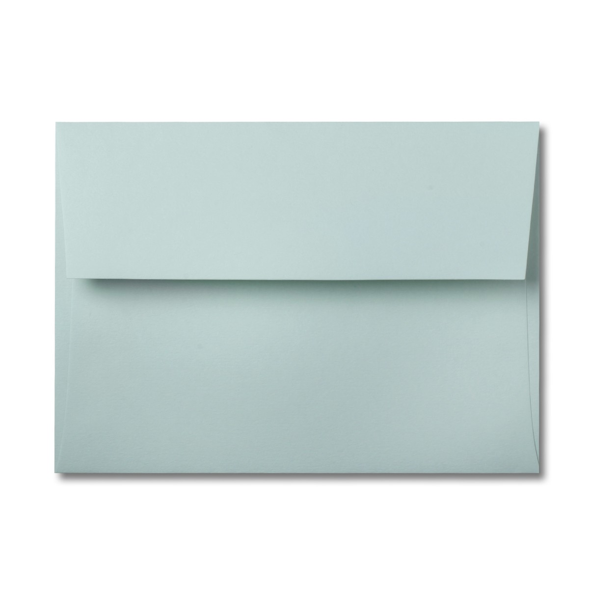 "Colorplan Powder Green A8 91# Text Envelopes (5 1/2"" x 8 1/8"") Bulk Pack of 250"