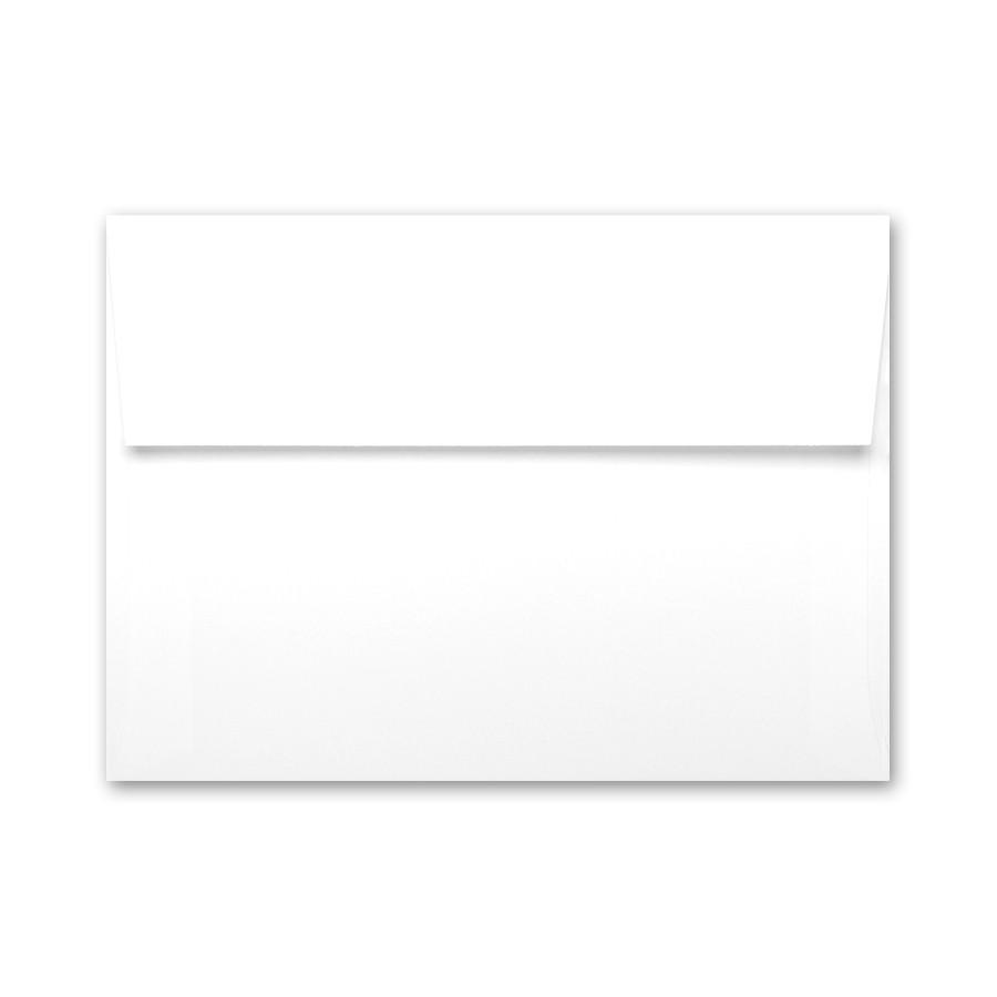 Neenah Classic Crest Avon Brilliant White A8 Envelope