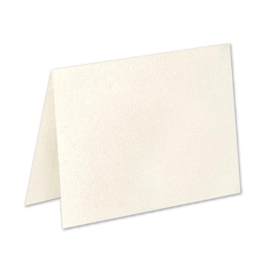 Neenah Classic Crest Millstone A6 No Panel Folder