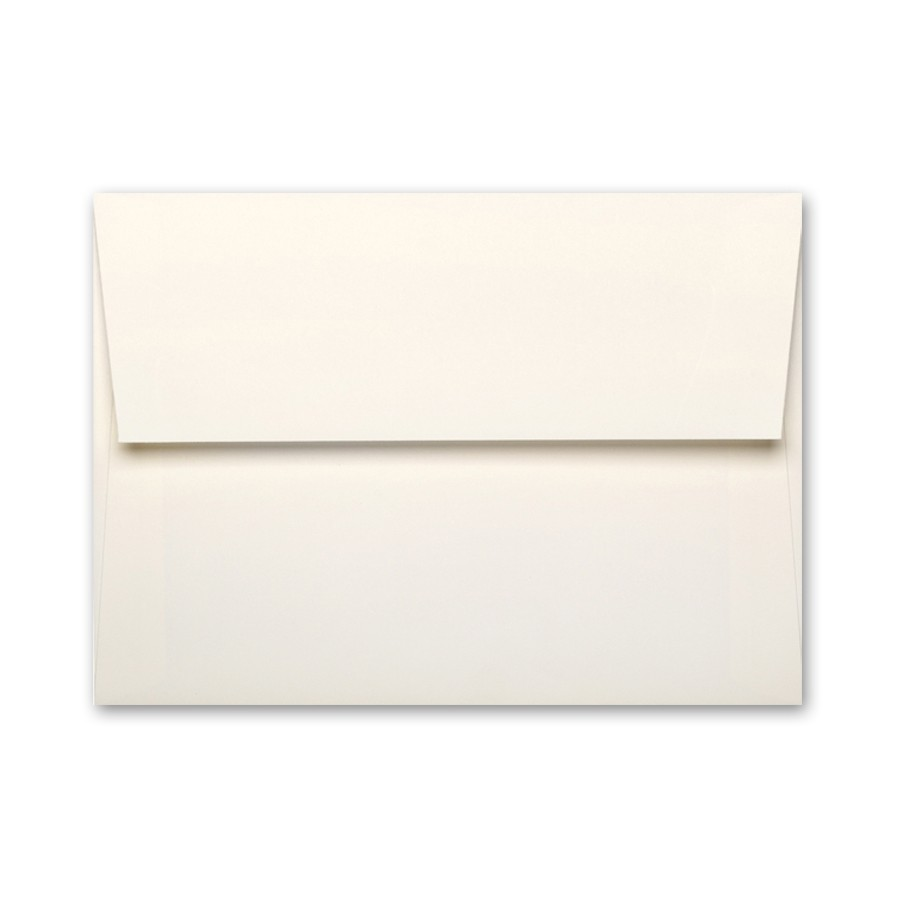 Neenah Classic Crest Classic Natural White A2 Envelope