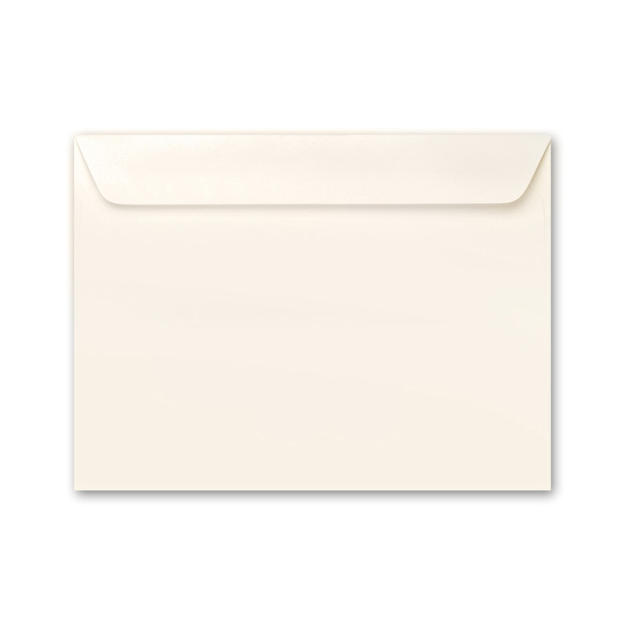 9 X 12 Booklet Envelopes Converted With Classic Crest Natural White 70 Text Pack Of 50