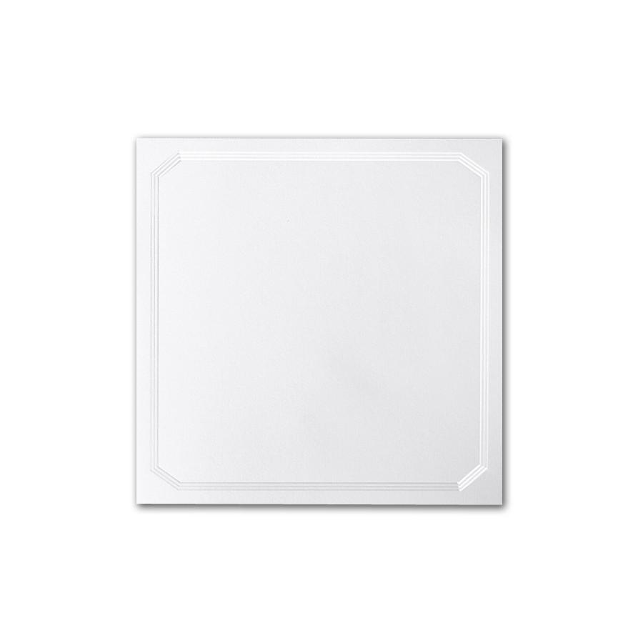 Classic Crest 80# Cover Solar White 6 1/4\