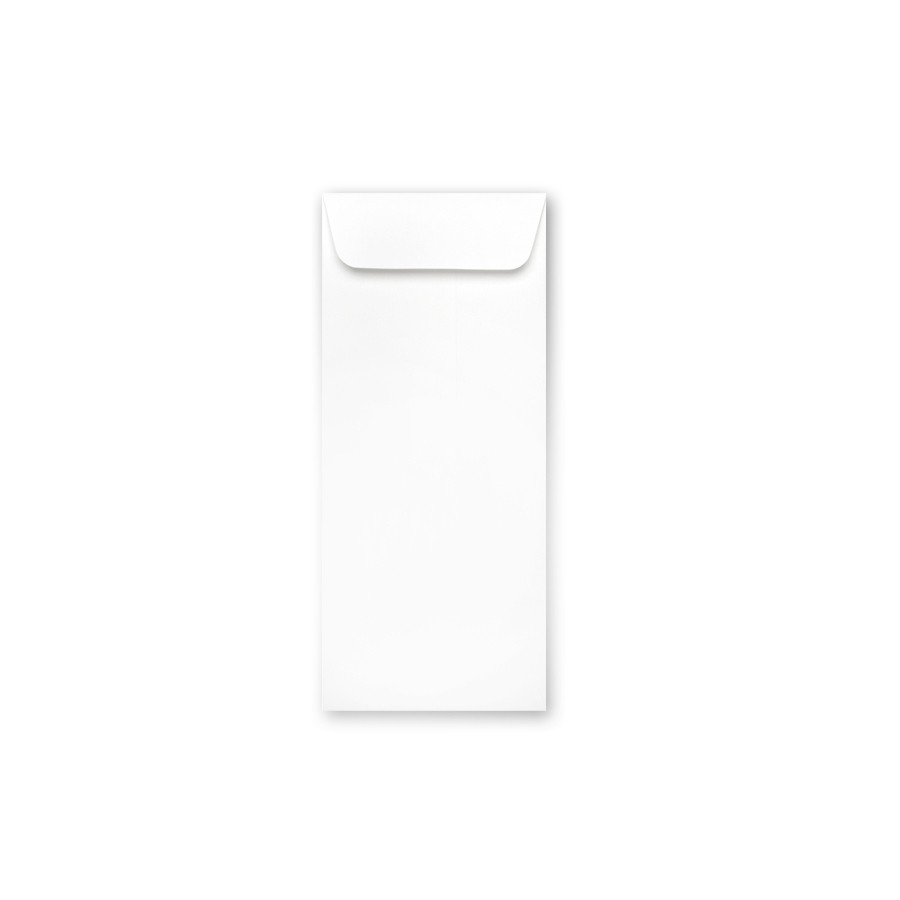 Neenah Classic Crest Solar White #10 Policy Envelope