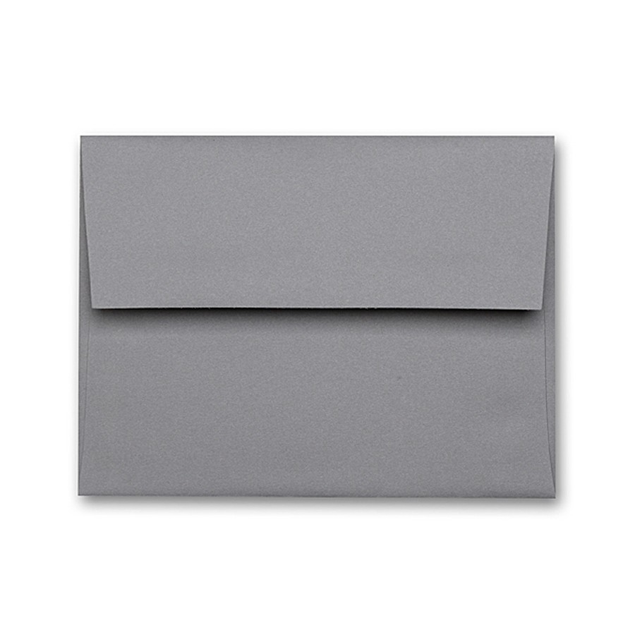 Neenah Classic Crest Pewter A2 Envelope