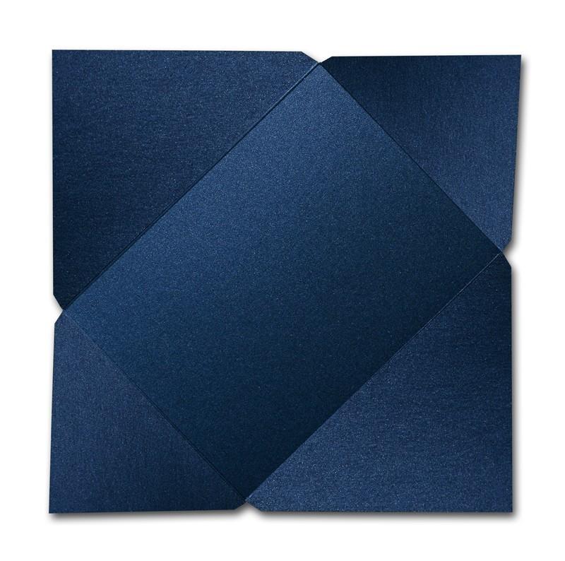 Gruppo Cordenons Stardream Lapis Lazuli A8 105# Cover Pointed Flap Pouchettes