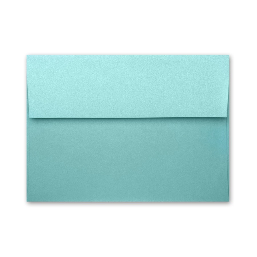 A9 Envelopes Converted With Stardream Lagoon 81# Text Pack of 50