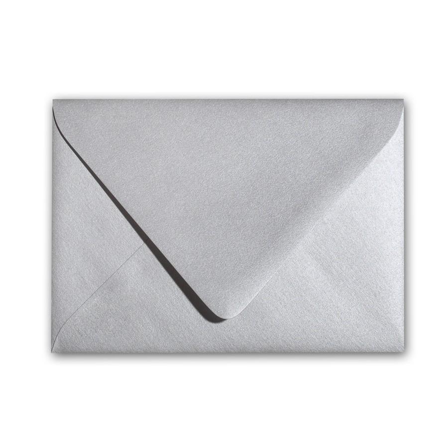 Gruppo Cordenons Stardream Silver A7 Euro Flap Envelope