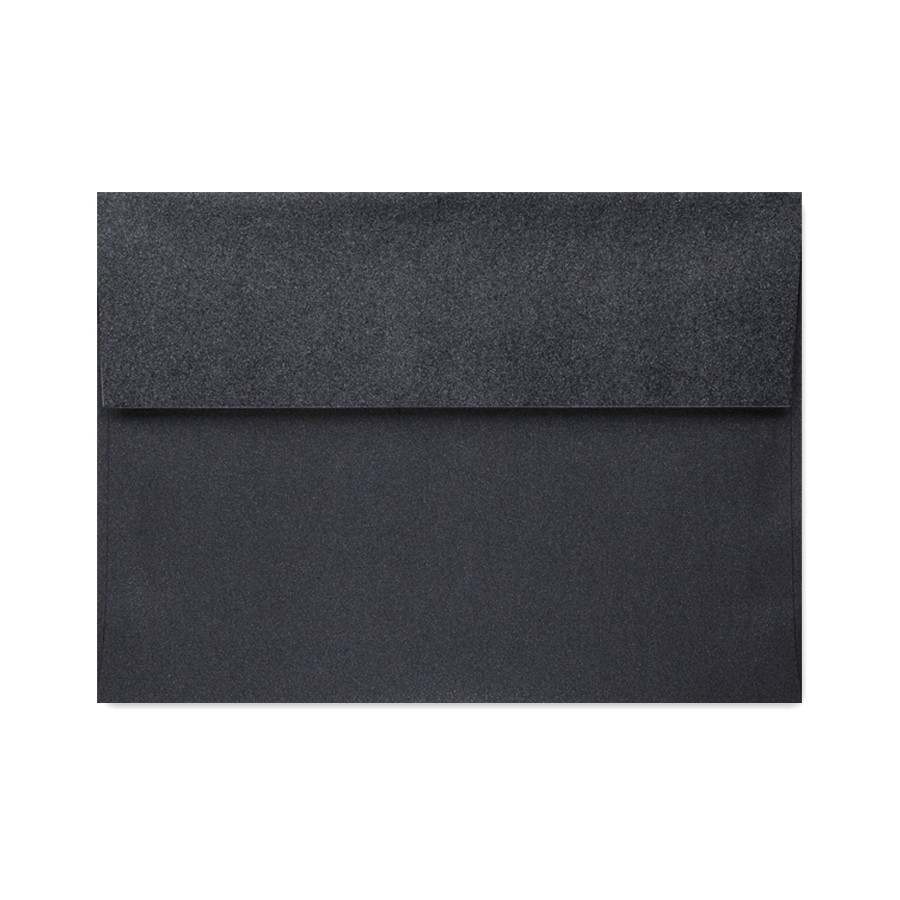 Gruppo Cordenons Stardream Onyx A1 (4 Bar Square Flap) Envelope