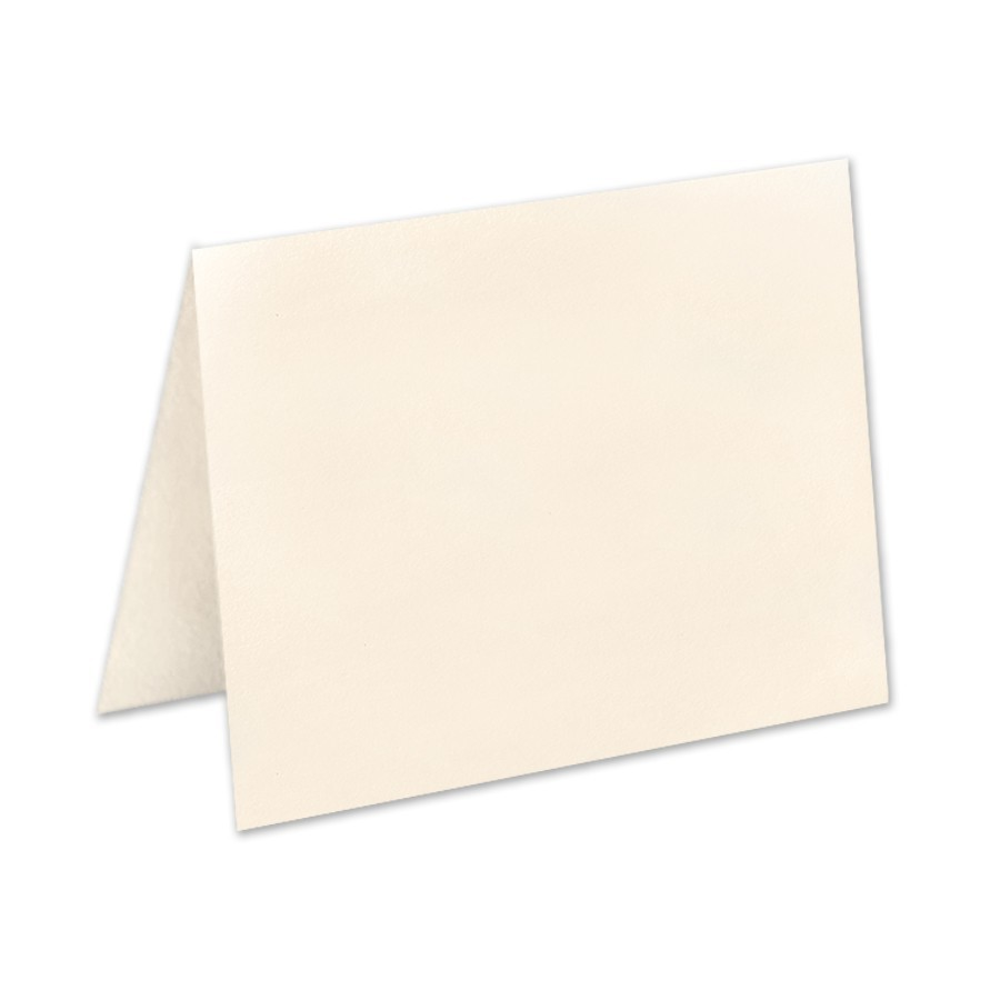 Neenah Environment Natural White A7 No Panel Folder