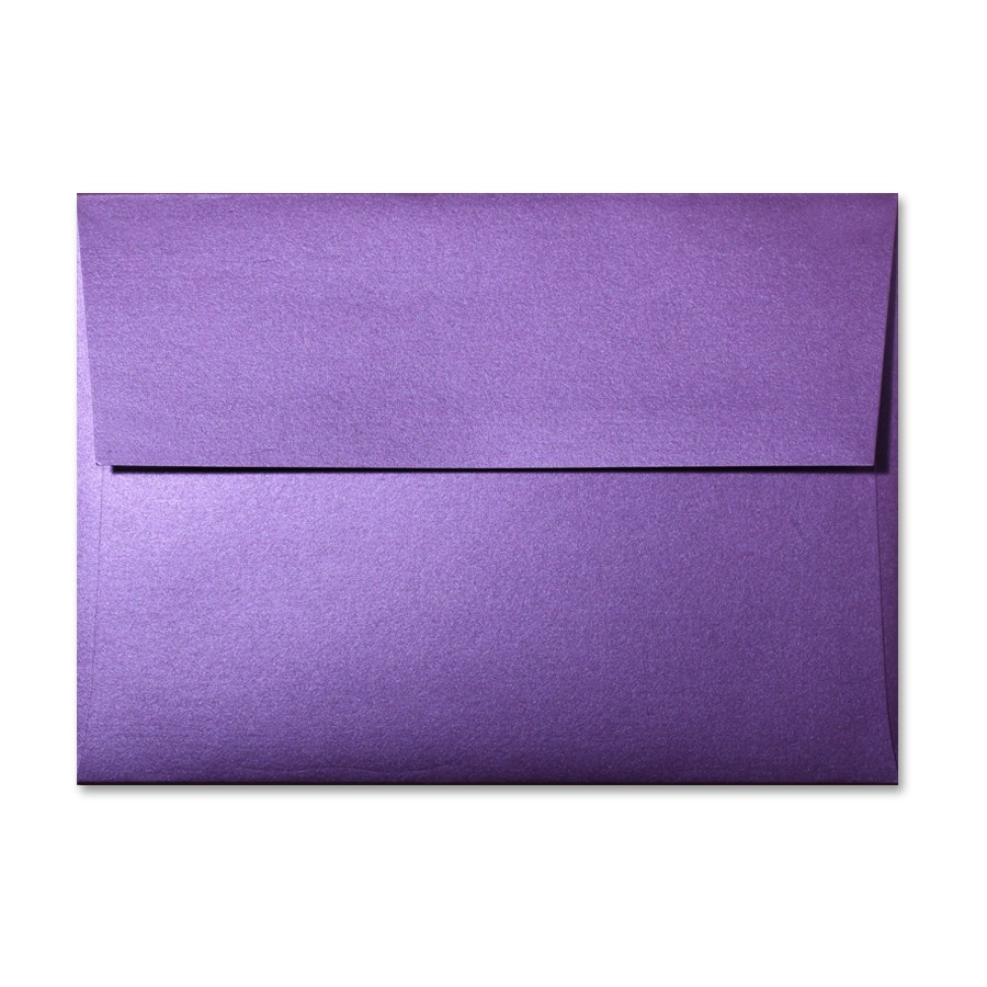 a7 envelopes converted with so silk fashion purple 92