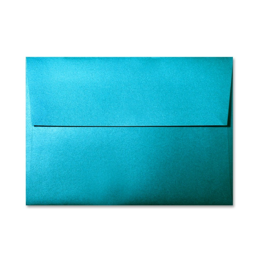 Gruppo Cordenons So?Silk Glamour Green A1 (4 Bar Square Flap) Envelope