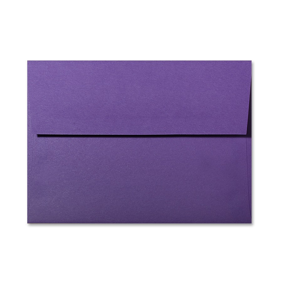 Gruppo Cordenons So?Wool Violet Shetland A8 Envelope