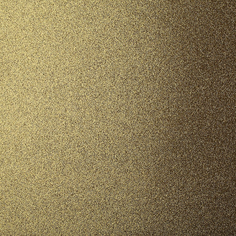 """Glitter Cardstock Bright Gold 24 1/8"""" x 24 1/8"""" 81# Cover Sheets"""