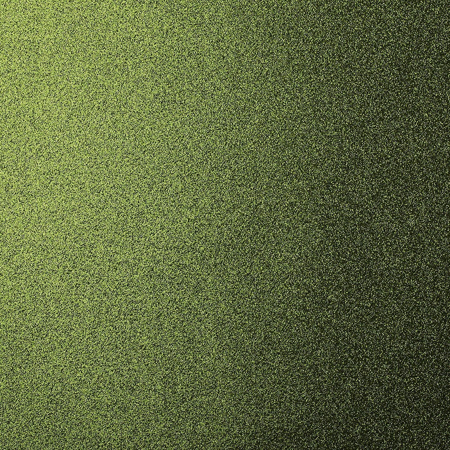 Glitter Cardtock Olive Green 12 x 12 81# Cover Sheets