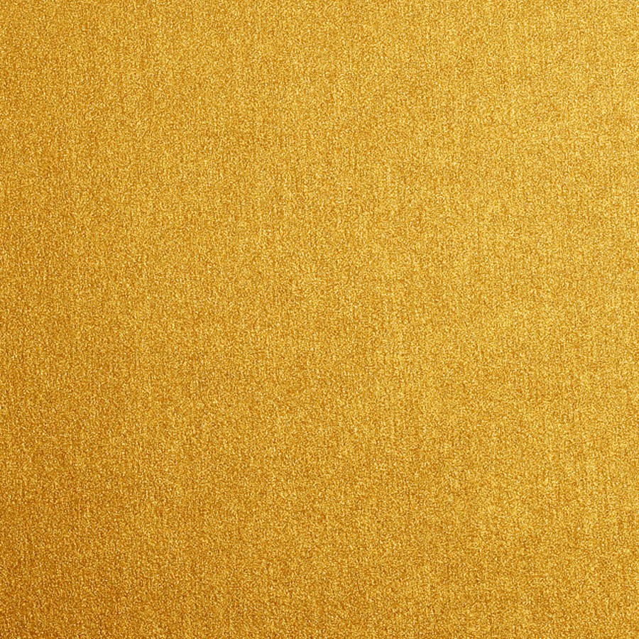 Arjo Wiggins Curious Metallics Super Gold 12 x 12 111# Cover Sheets
