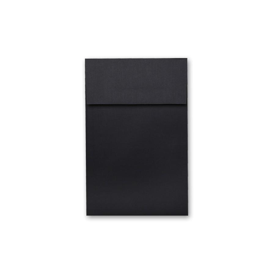 Neenah Classic Linen Epic Black 6.5 x 10 Vertical Envelope