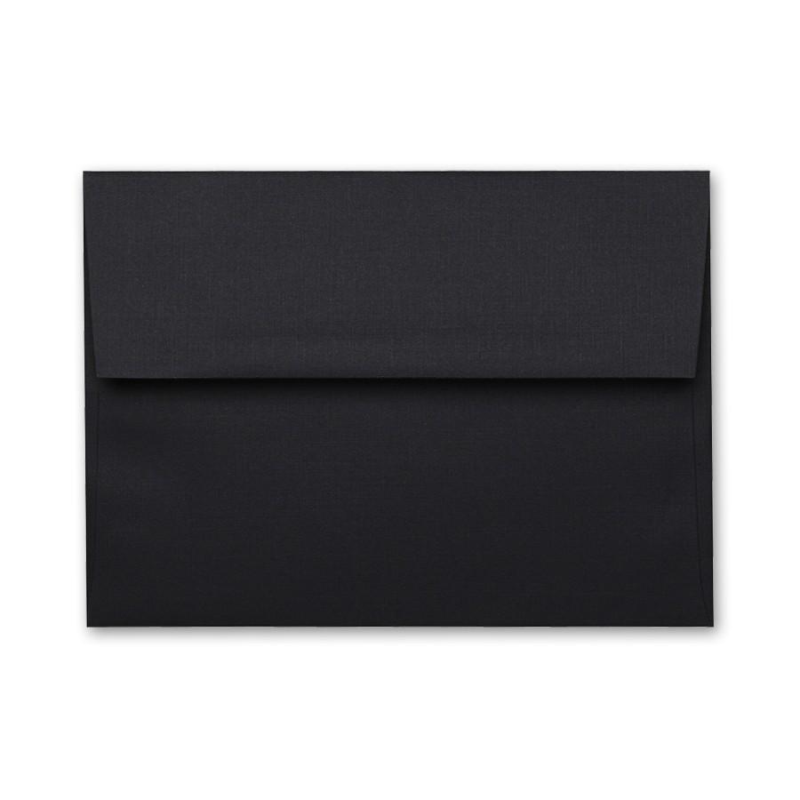 Neenah Classic Linen Epic Black A8 Envelope