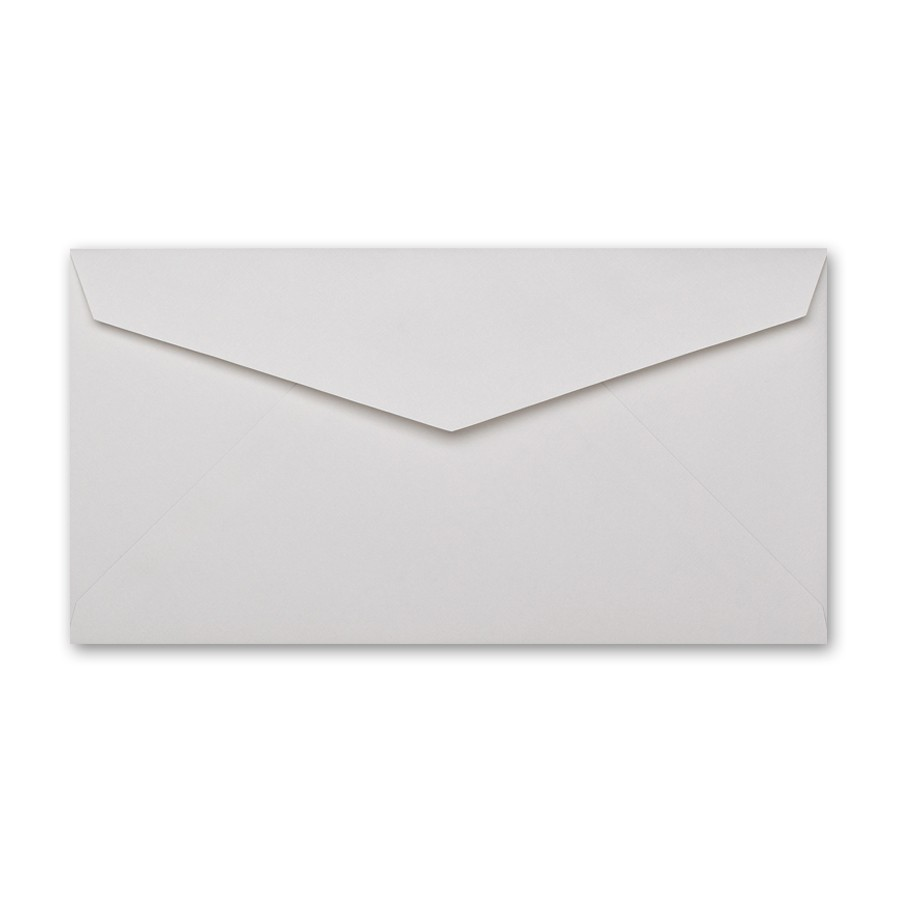 Neenah Classic Linen Antique Gray Monarch Envelope