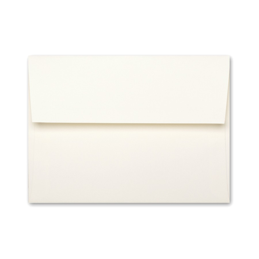 Neenah Classic Linen Classic Natural White A6 Envelope