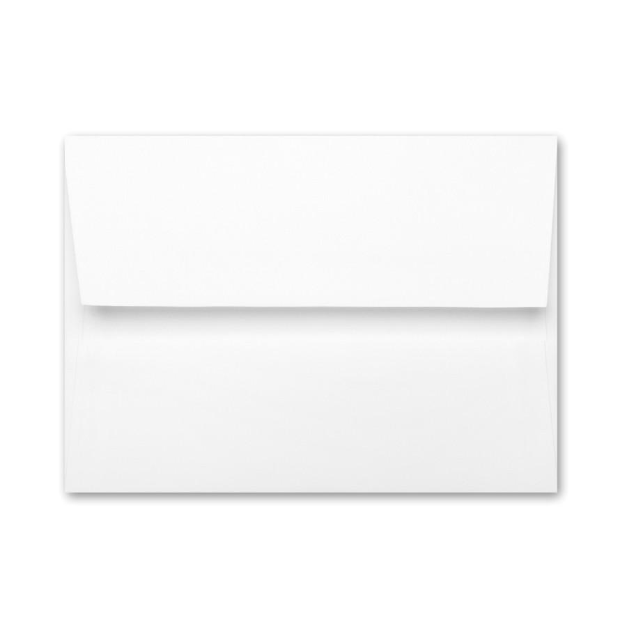 Neenah Classic Linen Solar White A2 Envelope