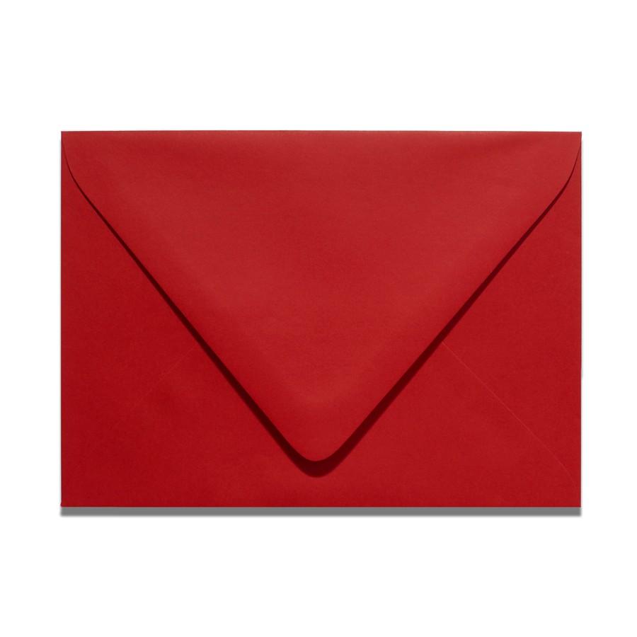 Details about  /Gum Pochette envelope 4052-PochettesPouchWrittenRedGum-BlackRed