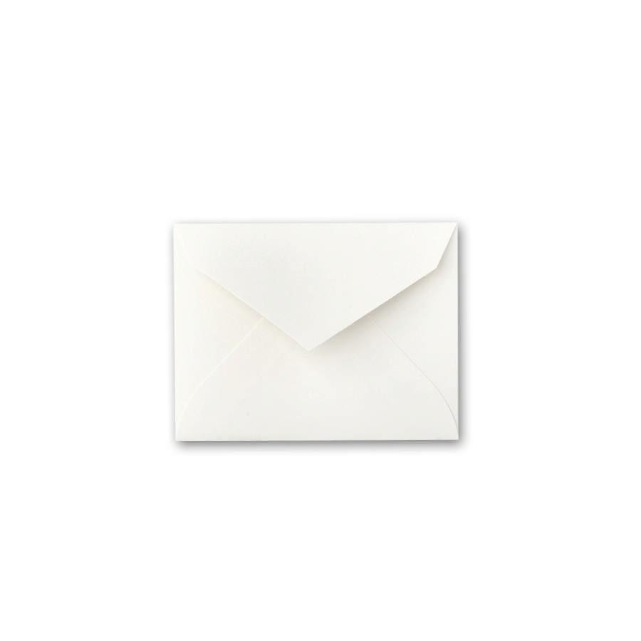 Reich Paper Reich Savoy Brilliant White Escort/Enclosure Envelope