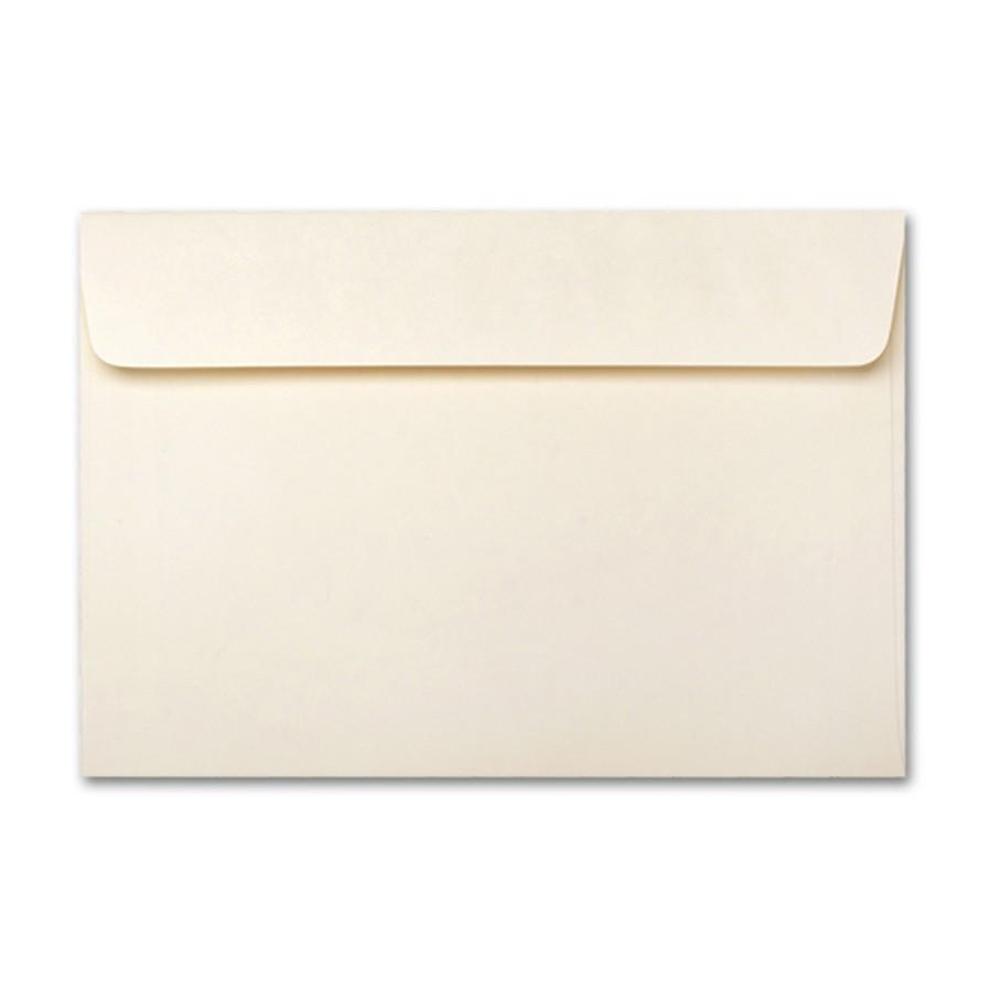 International Paper Springhill Opaque Cream 6.5 X 9.5 Booklet Envelope