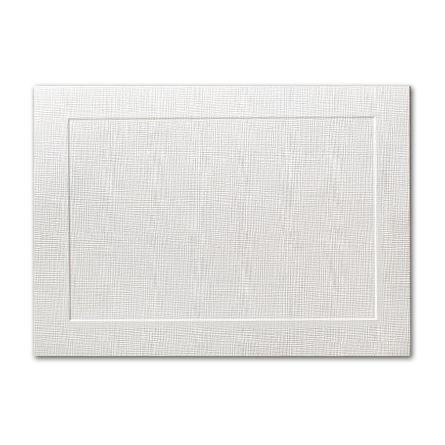 Neenah Eames Painting Eames White 4 Bar Panel Card