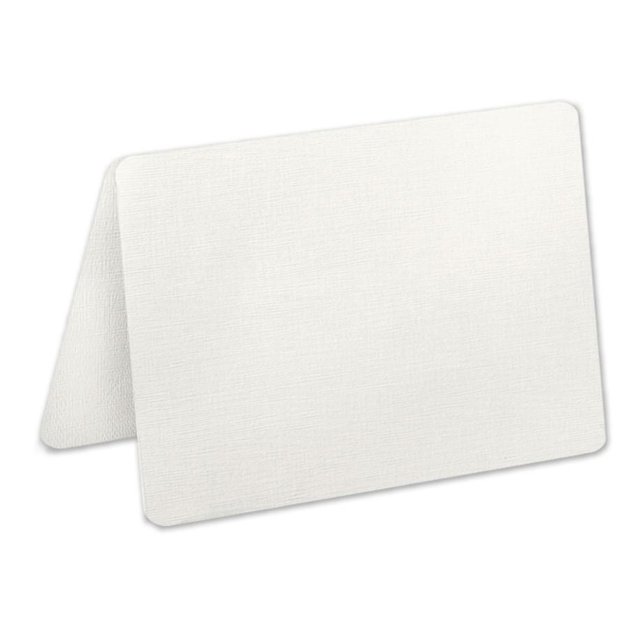 Neenah Eames Painting Eames White A7 Round Corner Folder