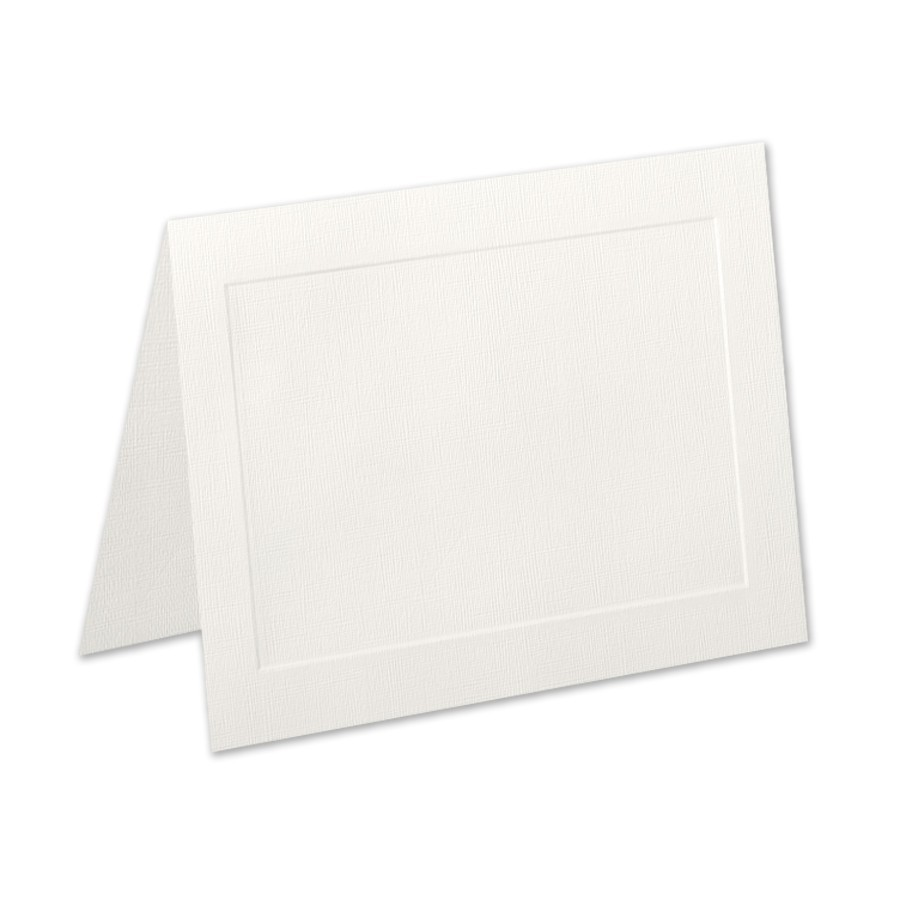 Neenah Eames Painting Eames White 4 Bar Panel Folder