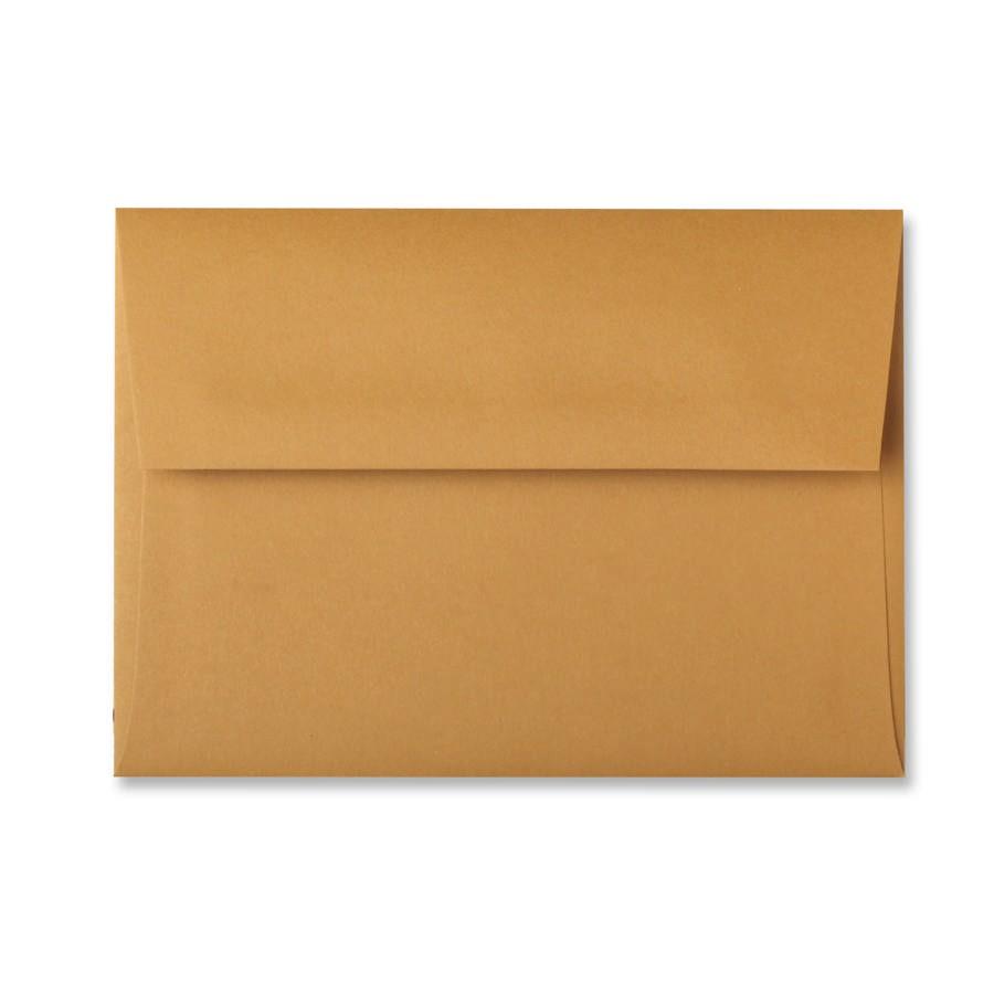 AVEO Brown Sugar A2 80# Text Envelopes