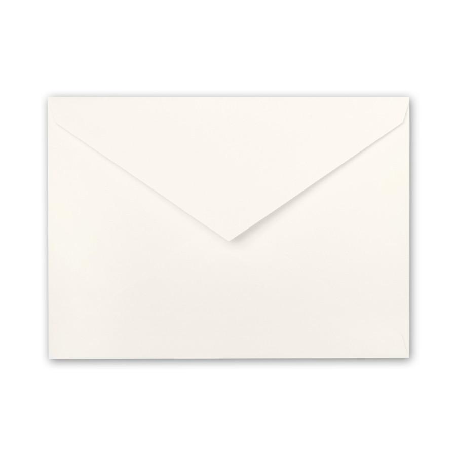 Reich Savoy Natural White Windsor Inner (no gum) Envelope