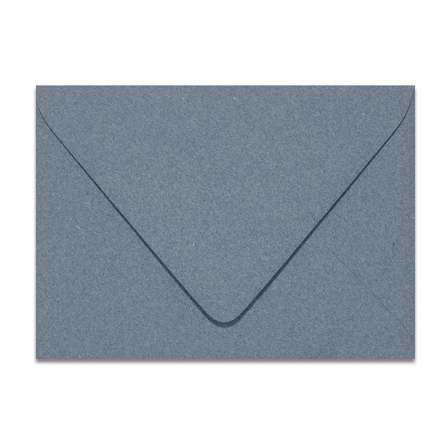 4 Bar Euro Flap 80# Text Mohawk Renewal Recycled Cotton Denim Envelopes Box of 250