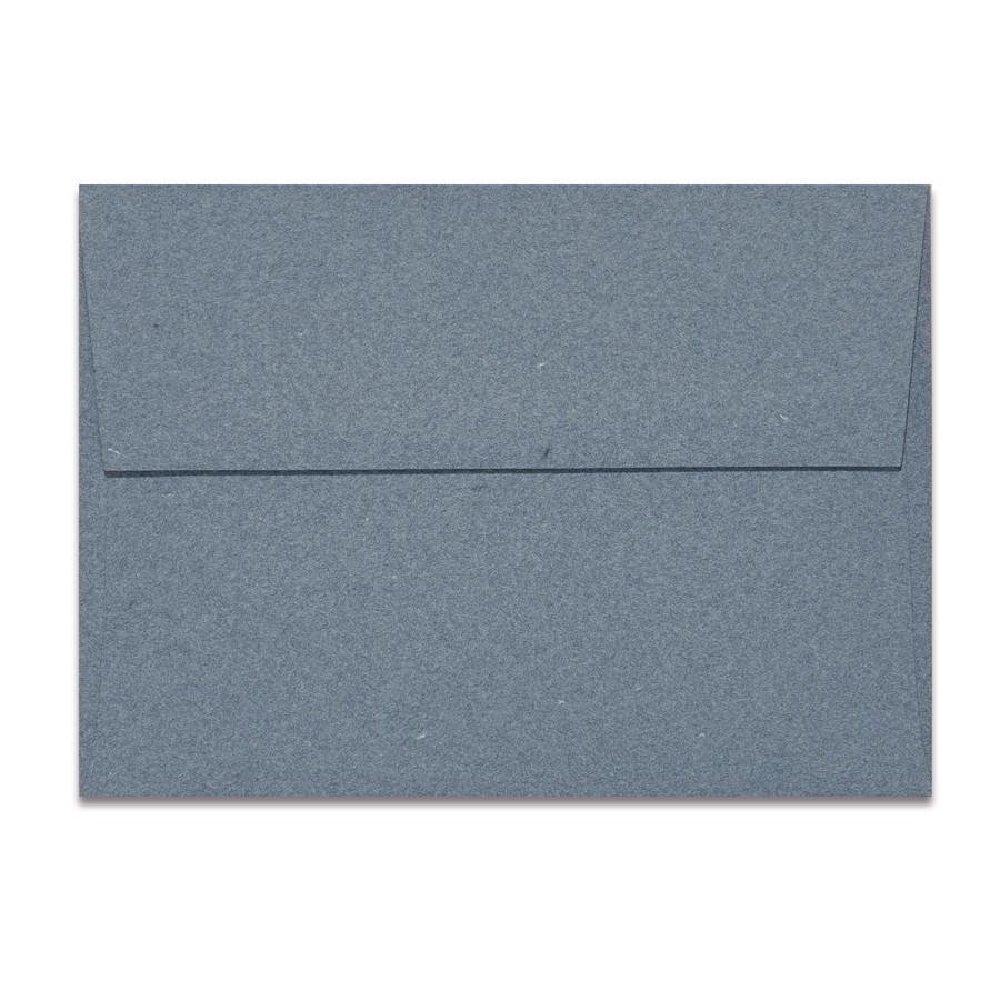 A1 (4 Bar Square Flap) 80# Text Mohawk Renewal Recycled Cotton Denim Envelopes Box of 250