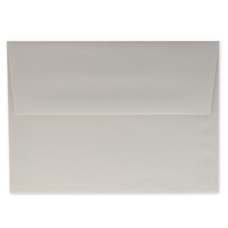 Mohawk Via Light Gray A10 Envelopes pack of 50