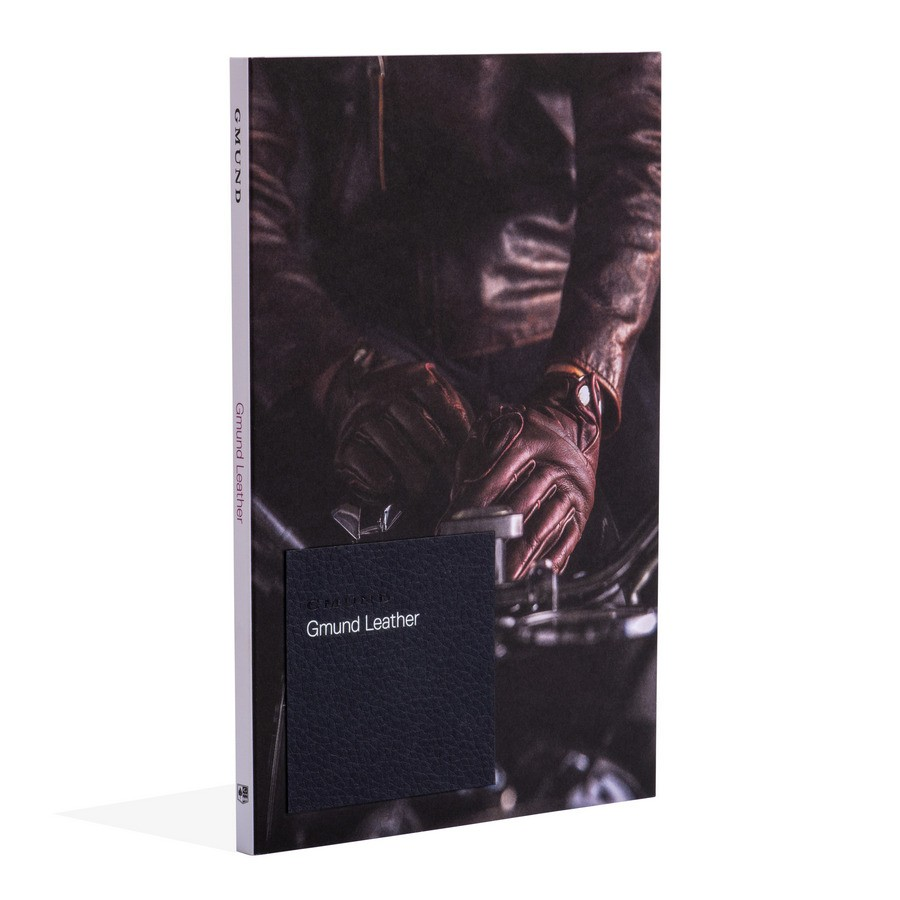 Swatch Book for Gmund Leather gradeline