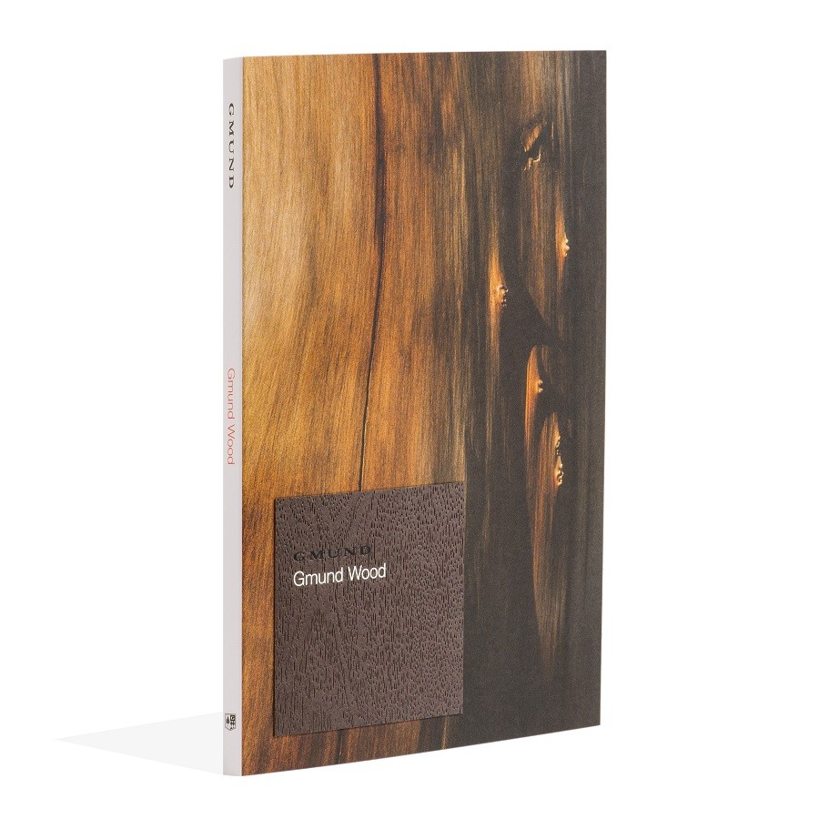 Swatch Book for Gmund Wood gradeline