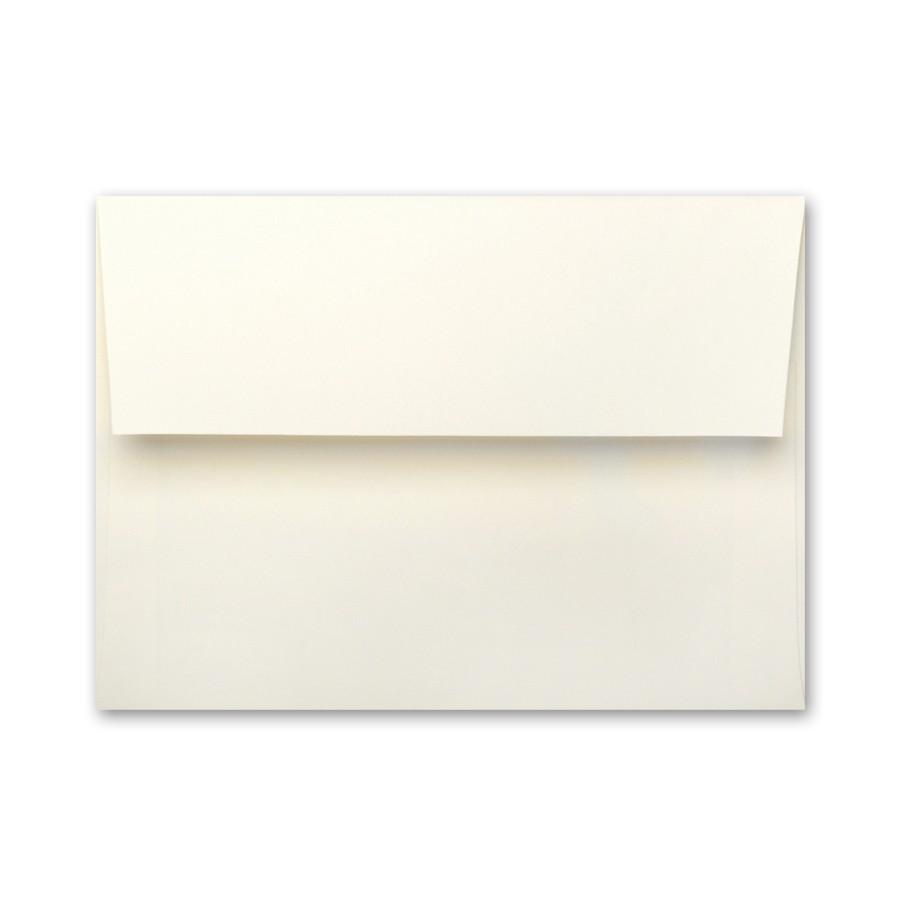 Premium Vellum Ecru Jumbo Envelope