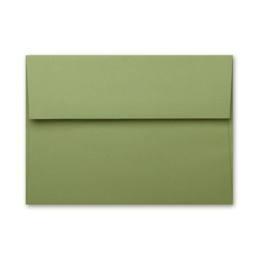 Basis Olive A2 Envelope