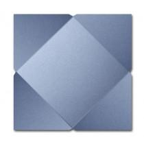 Gruppo Cordenons Stardream Vista 6 1/4 Square 105# Cover Pointed Flap Pouchettes